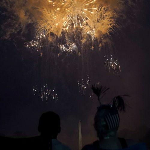 Nepriklausomybės diena Amerikoje