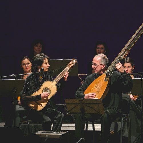 "Koncertas ""Gitaros fiesta""  © Vytauto Petriko nuotr."