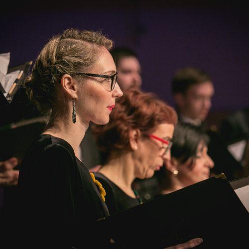 """Koncertas """"Pavasariški valsai""""  © Vytauto Petriko nuotr."""