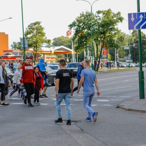 Grupės SEL koncertas  © Vytauto Petriko , Indrės PIX / PROKADRAS nuotr.