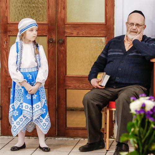 Izraelio valstybės 70-mečio minėjimas  © Vytauto Petriko nuotr.