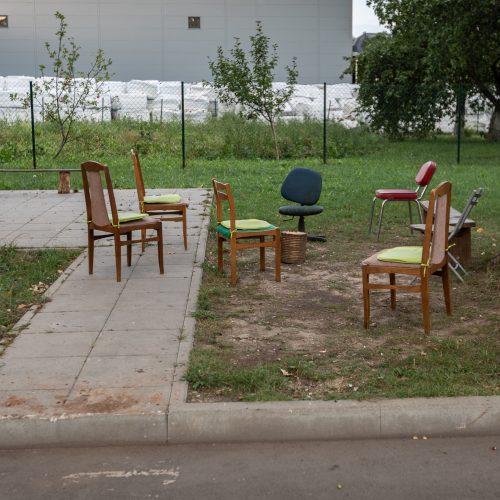 Smarvė Kauno MBA gamykloje  © Eitvydo Kinaičio nuotr.