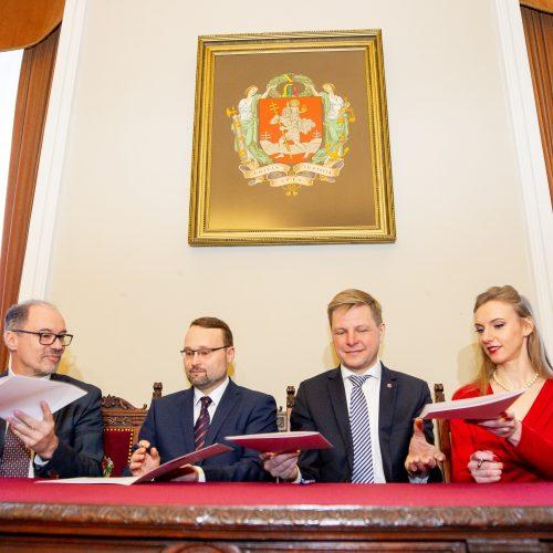 Vilnius skelbia koncertų salės konkursą  © Irmanto Gelūno / Fotobanko nuotr.