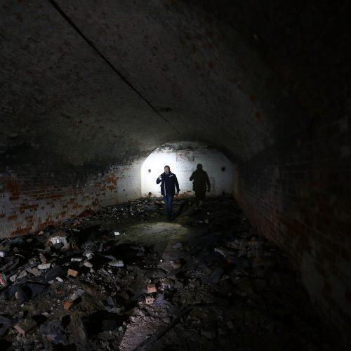Kauno tvirtovės statiniuose – Meno sandėlio atidarymas  © A. Koroliovo nuotr.