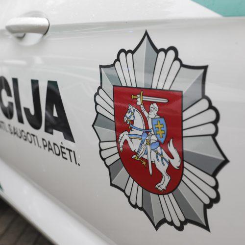 Pristatyti nauji tarnybiniai policijos automobiliai  © M. Morkevičiaus / ELTOS, Policijos nuotr.