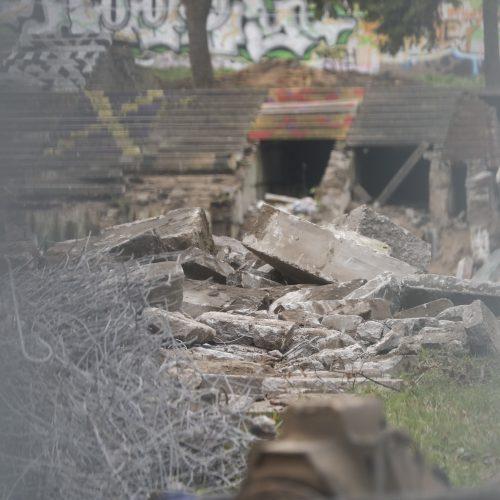 Archeologai aptiko mistinės bažnyčios pamatus  © M. Morkevičiaus / ELTOS nuotr.