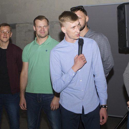 """""""Kaunas Hockey"""" sezono pristatymas  © Evaldo Šemioto nuotr."""