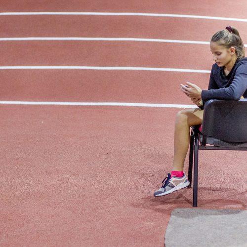 L. atletika. Kauno čempionatas. 2 diena  © Evaldo Šemioto nuotr.