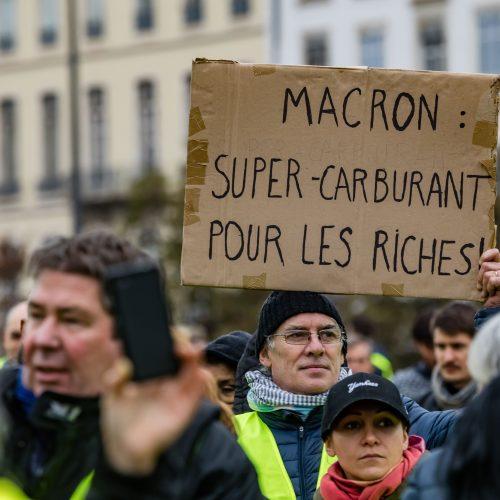 Streikas Prancūzijoje  © Scanpix nuotr.
