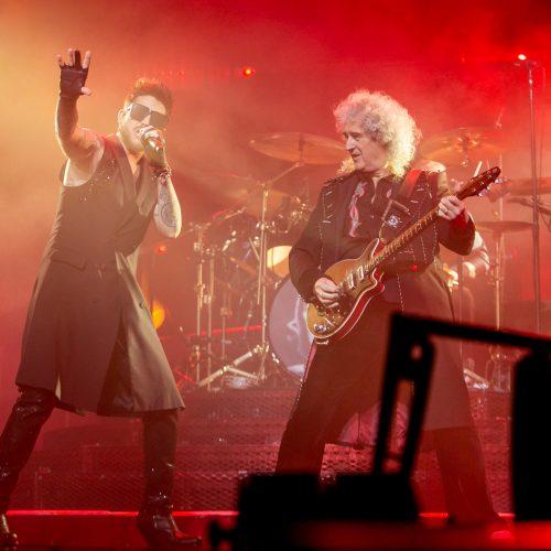 """""""Queen"""" koncertas Kaune"""