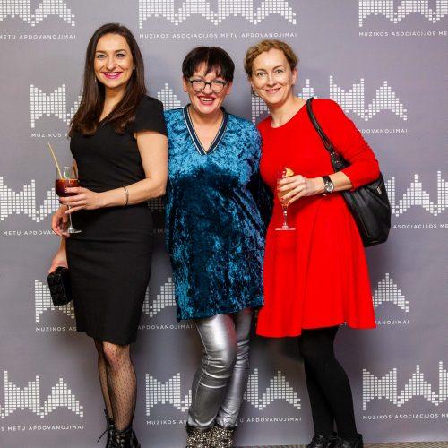 Paskelbti M.A.M.A 2018 nominantai  © Irmanto Gelūno/Fotobankas nuotr.