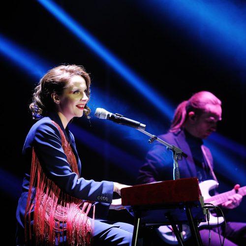 I. Narkutės koncertas  © Dainiaus Čėplos nuotr.