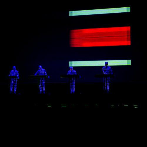 """""""KRAFTWERK"""" koncertas Kaune  © Vilmanto Raupelio nuotr."""