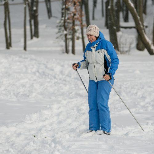 Žiemos pramogos Kaune  © Vilmanto Raupelio nuotr.