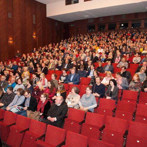 """""""Lietuvos teatrų pavasario"""" uždarymas  © Akvilės Snarskienės nuotr."""