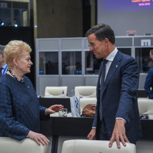 ES ir Balkanų šalių vadovų susitikimas  © V. Skaraičio / BFL nuotr.
