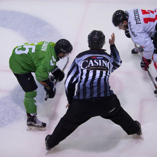 Ledo ritulio varžybos Kaune  © Akvilės Snarskienės nuotr.