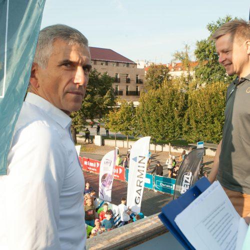 Vilniaus maratonas 2017 m.  © BFL nuotr.