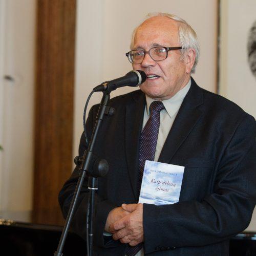 R. Dambrauskaitės eilėraščių knygos pristatymas
