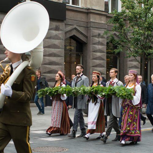 Birželio 14-osios minėjimas Vilniuje  © V. Skaraičio / BFL nuotr.