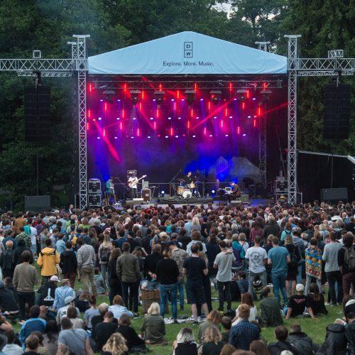 """""""BadBadNotGood"""" koncertas  © V.Skaraičio/BFL nuotr."""