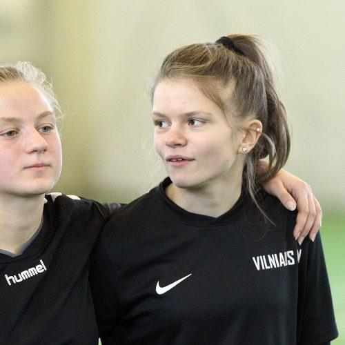Merginų futbolo turnyras – A.Stanislovaičio taurė  © Evaldo Šemioto nuotr.