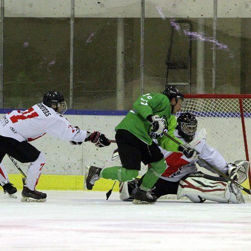 """Ledo ritulys: """"Kaunas Hockey"""" – """"Energija"""" 5:4  © Evaldo Šemioto nuotr."""