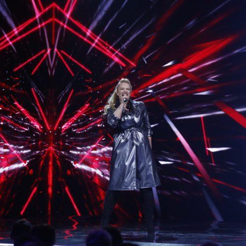 """Nacionalinėje """"Eurovizijos"""" atrankoje prisistatė dar 12 dalyvių  © Mariaus Morkevičiaus (ELTA) nuotr."""
