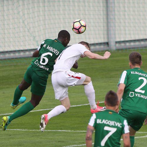 """LFF taurė: """"Sūduva"""" – """"Žalgiris""""  © Evaldo Šemioto nuotr."""