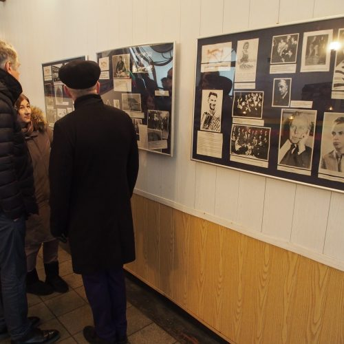 Laisvės gynėjų dienos minėjimas Kauno rajone  © Evaldo Šemioto ir Dalios Urbonienės nuotr.
