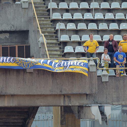 """A lyga: """"Stumbras"""" – """"Atlantas"""" 0:3  © Evaldo Šemioto nuotr."""