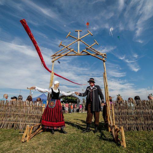 Vestuvinis Joninių festivalis Neringoje