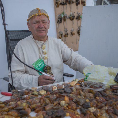 Joninės Nidoje  © Organizatorių nuotr.