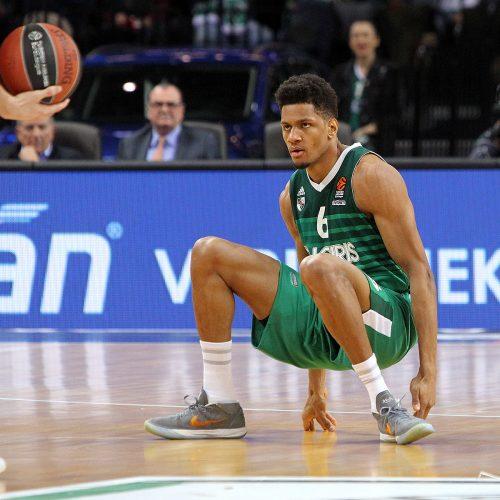 """Eurolyga: """"Žalgiris"""" – """"Valencia Basket"""" 86:82  © Evaldo Šemioto nuotr."""