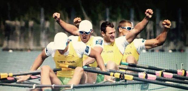 Lietuvos vyrų keturvietė – Europos čempionato pusfinalyje