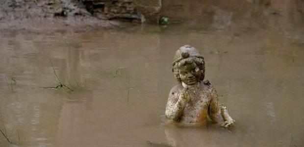Potvynio Graikijoje aukų padaugėjo iki 19