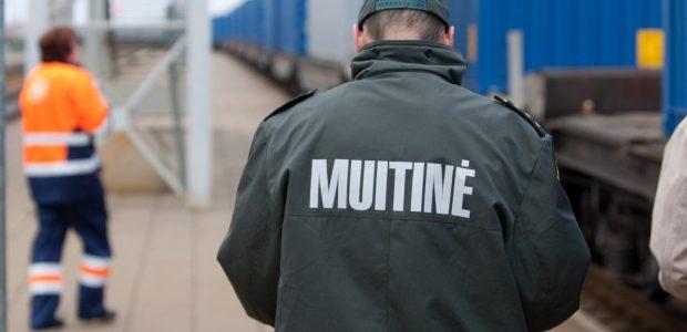 Įkliuvo šeši Vilniaus muitininkai, rinkę duokles iš verslininkų