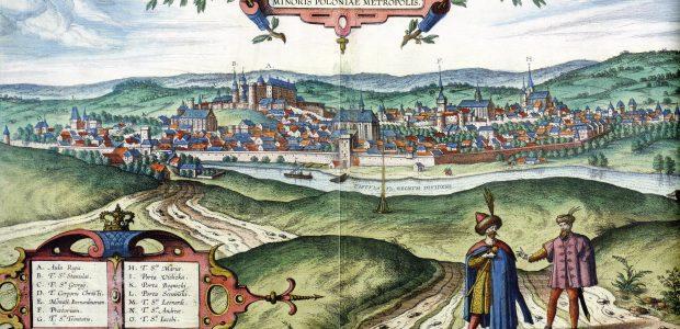 Trakų salos pilyje – paroda apie karalių miestą Krokuvą