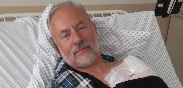 Ligoninėje atsidūrė politikas J. Razma