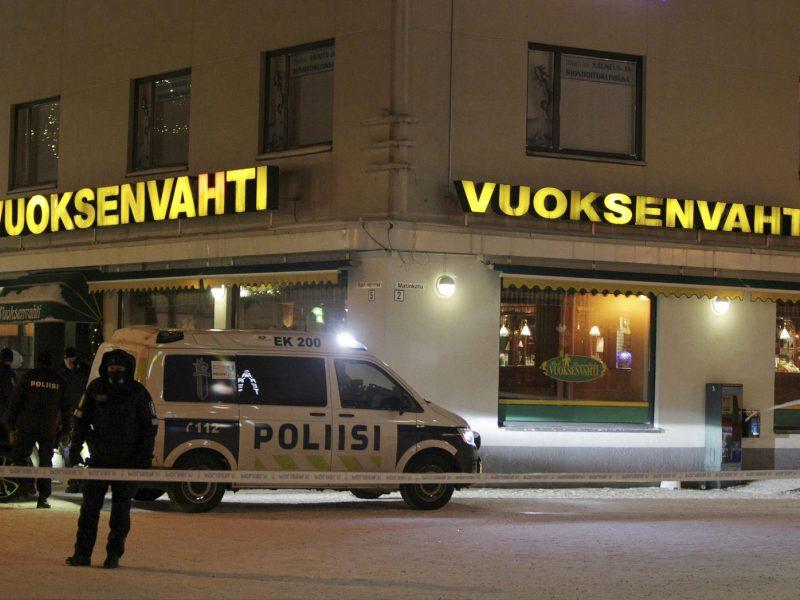 Suomijoje pranešta apie nepilnamečių išžaginimus, dėl kurių įtariami užsieniečiai