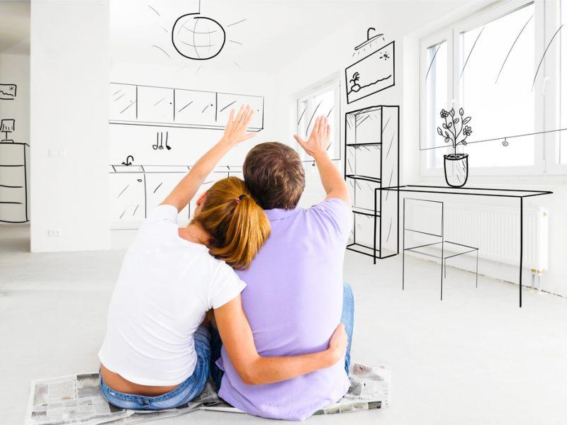 Patikslintas sąrašas, kur šeimos galės įsigyti būstą su subsidija