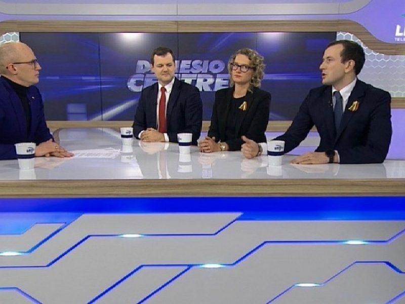 Jaunosios kartos politikai dabarties Lietuvoje pasigenda pasitikėjimo
