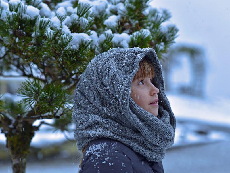 Orai: žiema dar nepasiduoda – sugrįžta šaltis