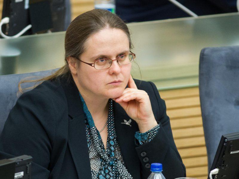 KT atmetė A. Širinskienės kreipimąsi dėl ekspertinio vertinimo