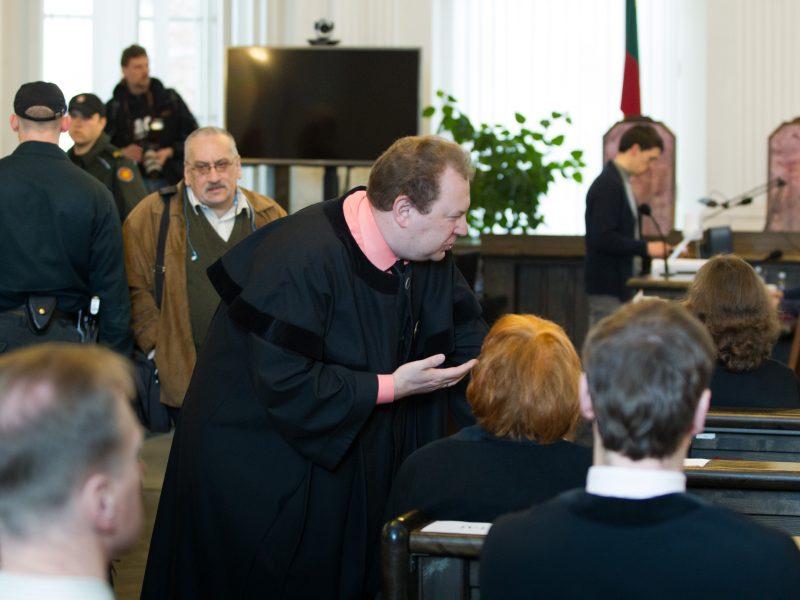 Sausio 13-osios byloje – du nauji kaltinamieji