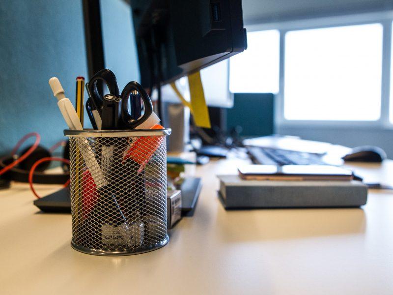 Vilniui prognozuoja pasaulines tendencijas: pusė darbuotojų dirbs ne biuruose