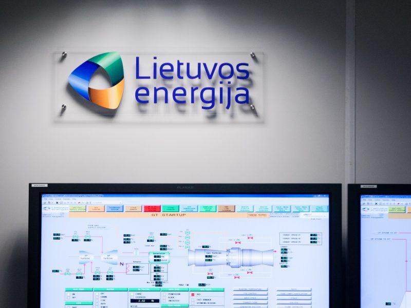 """Stabiliais finansiniais rezultatais """"Lietuvos energija"""" pradeda naują veiklos etapą"""