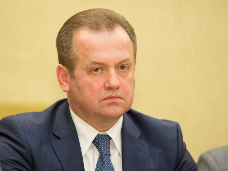 A. Širinskienė: sprendimas dėl apkaltos A. Skardžiui gali būti kitą savaitę