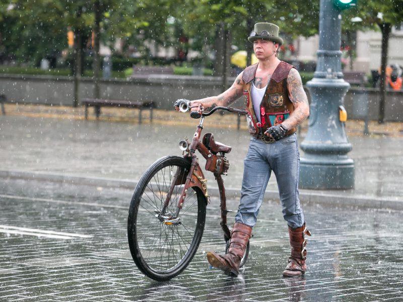 Savaitės orai: vasara pažers permainų, kurios nepatiks