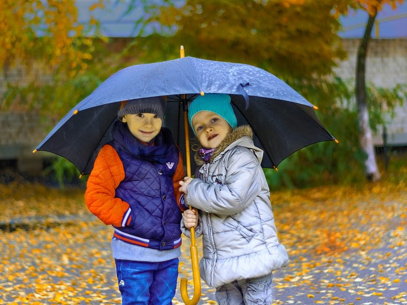 Orai: vasarišką šilumą išstums rudens darganos